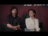 Scarlett Johansson and Pete Yorn 'Apart'