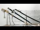 Сабли и меч [длинноклинковое холодное оружие Третьего Рейха]