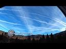 Toxic Skies, Blatant Geoengineering Over Yosemite National Park, California