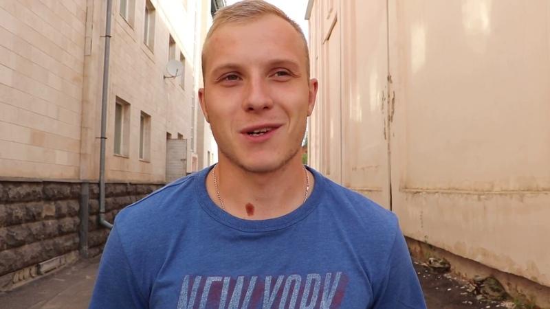 Дмитрий Вахрушев Поскорее бы на большой лёд