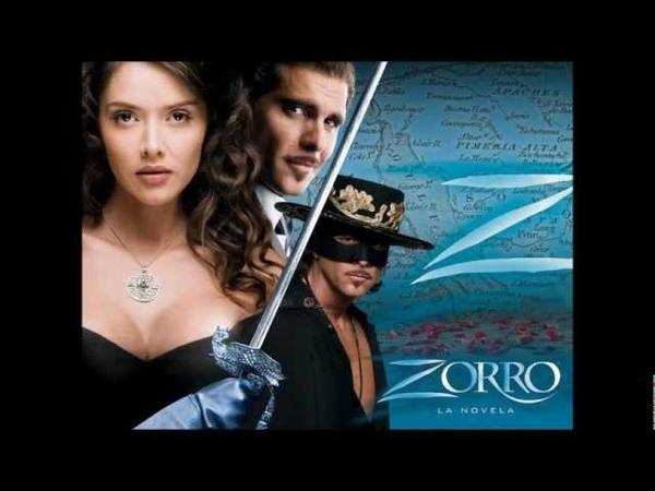 El Zorro [La Espada y La Rosa] - Soundtrack Amor Gitano