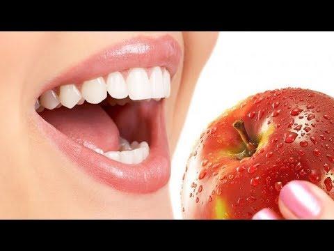 Porque las Manzanas son Buenas para los Dientes