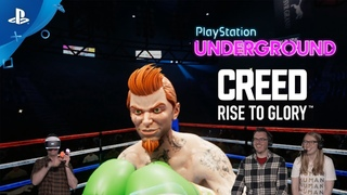 Creed: Rise to Glory - PSVR Gameplay | PlayStation Underground