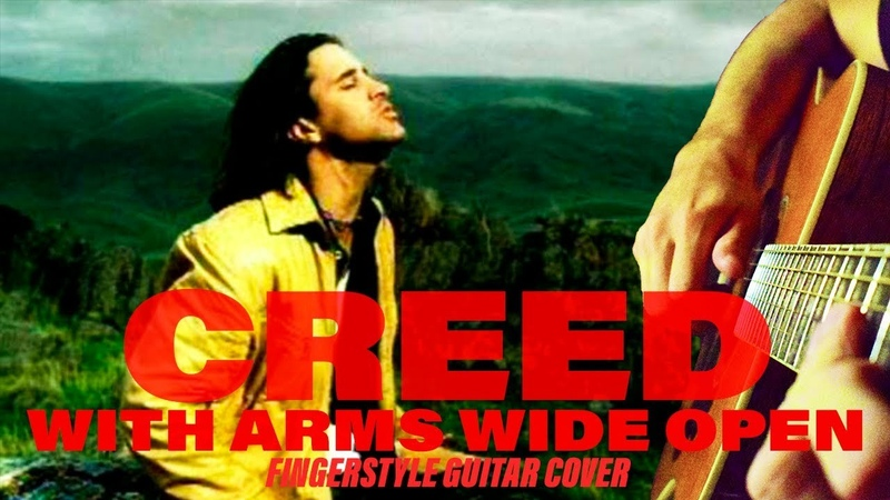 Creed - With Arms Wide Open (fingerstyle guitar cover)