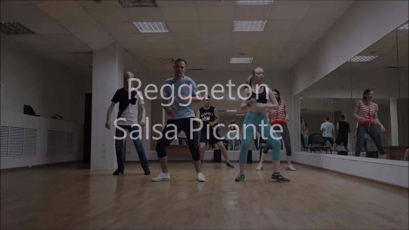 Reggaeton Salsa Picante