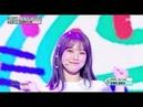 HOT fromis_9 - LOVE RUMPUMPUM, 프로미스나인 - LOVE RUMPUMPUM Show Music core 20190713