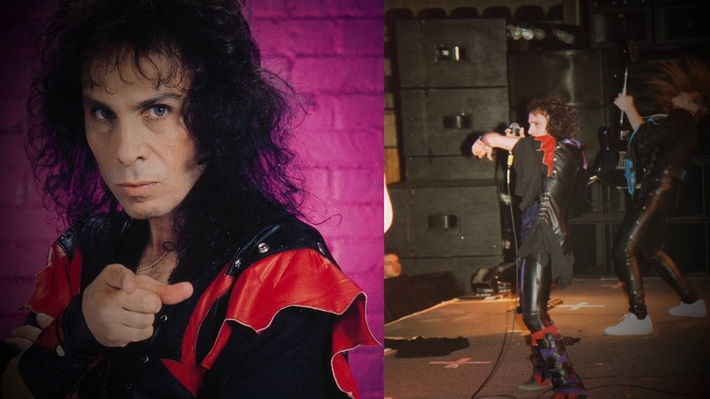 Julien's Auctions Property from the Estate of Ronnie Dio Stage Clothes