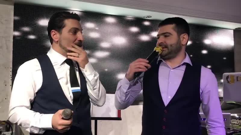 Джейхун Бакинский и Садых Мустафаев в Израиле (live) [Бакинская музыка] (2018)