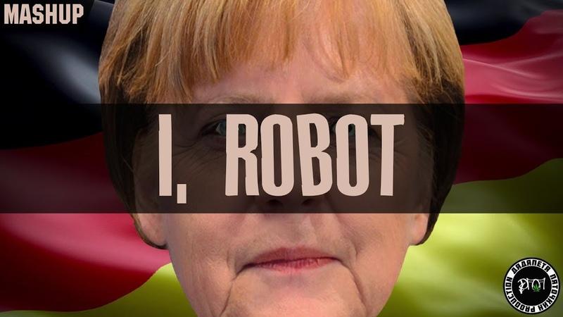I, Robot. Я, робот. News Politics. Mashup