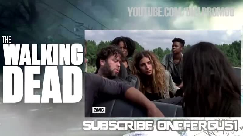 The Walking Dead 9x08 EXTENDED Trailer Season 9 Episode 08 Promo_Preview [HD] EXTENDED MID-SEASON