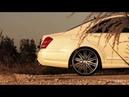 AI.M.C. - Mercedes-Benz S class W221) Vossen wheels