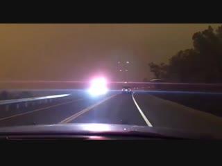 Последствия пожара в КалифорнииДобро пожаловать в Silent Hill