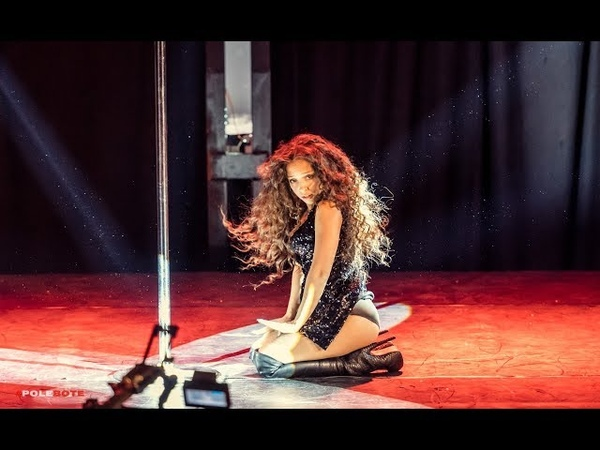 Angelina Petrova - Beyonce-style girl. Paranoia 2017