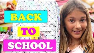 BACK TO SCHOOL 2018 😜 Милая Канцелярия 😍 Покупки к школе 😘 Бэк ту скул с Лизой Найс 😜