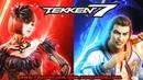 Tekken 7 - Новые персонажи Season 2 Anna и Lei