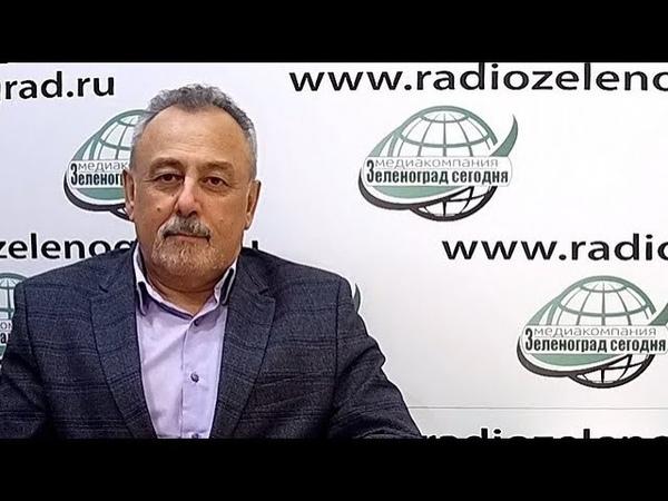 Семений Александр, генеральный директор медицинского центра Образ здоровья / Зеленоград сегодня