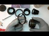 Helios 44m focus lubrication tutorial