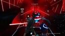 Rap God ragesaq strikes back Beat Saber Darth Maul style