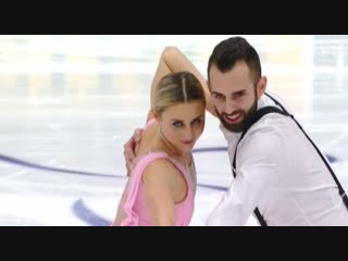 Rostelecom Cup 2018. Pairs - SP. Ashley CAIN / Timothy LEDUC