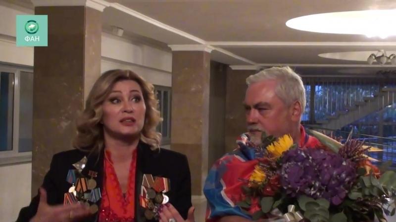 Мы не оторваны от Донбасса_ российские музыканты поздравили Луганск с Днем Победы