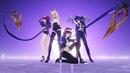 (Animation x Friends) | K/DA - POP/STARS (ft Madison Beer, (G)I-DLE, Jaira Burns) | MOTION COLLAB |