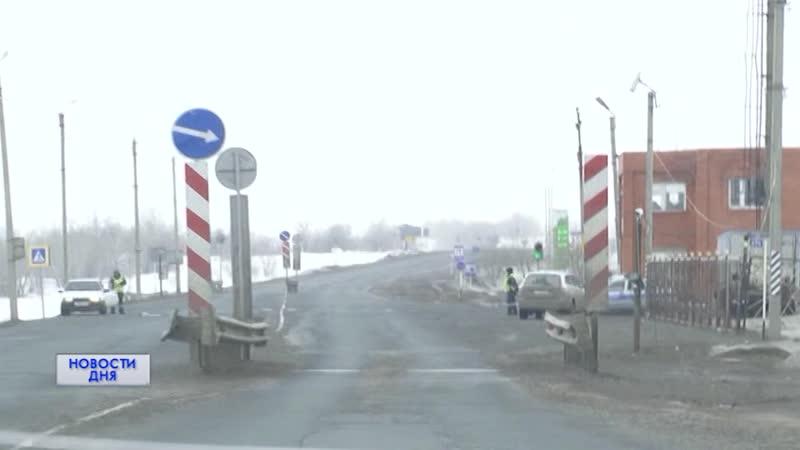 Российско-казахстанская граница перекрыта из-за непогоды
