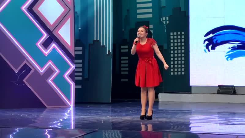 Красная фурия - Приветствие (КВН Лига Поволжье 2017. Вторая 1/8 финала)