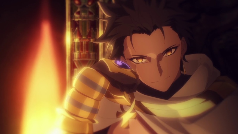 Fate/Grand Order - Sixth Singularity: Camelot PV