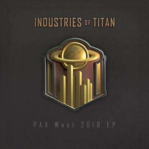 Danny Baranowsky альбом Industries of Titan: Pax West EP