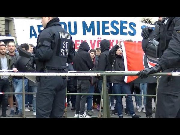 2019 05 22 Sven Liebich Halle Aggressivität und Gewaltbereitschaft der Staats-Antifa