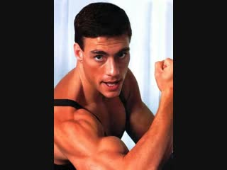 Jean-claude van damme in 80th