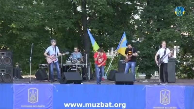 Nextzen - виступ в Новогродівці 8 липня 2016 року