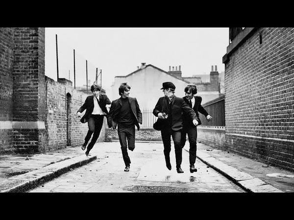 JOHN LENNON - A Hard Days Night Film [1080p]