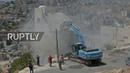 Иордания:Четверо иорданских офицеров сил безопасности и три боевика были убиты во время операции, направленной на нейтрализацию террористической ячейки в жилом доме в Солте,