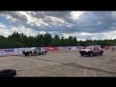 Катушка автогонки в Катунино