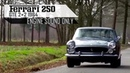 FERRARI 250 GTE 2 2 1964 4371 - V12 ENGINE SOUND ONLY! | SCC TV