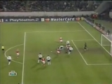Локомотив 3:2 Динамо Киев. Гол Паркса
