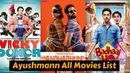Ayushmann Khurrana All Movies List Box Office Collection Hit and Flop movies List