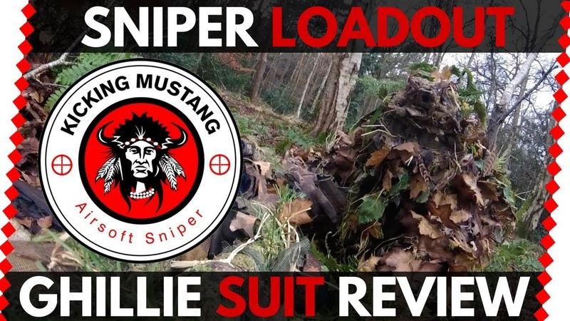 ❗Sniper Loadout ❗- Ghillie Suit Review