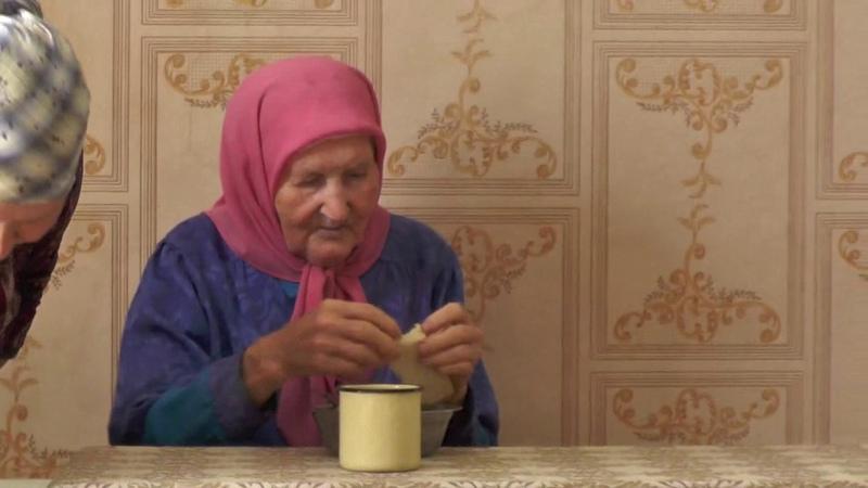 Серафиме Гавриловне Плотниковой 90 лет, посетила нас. 26. 06.2017