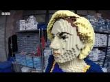 Как собирался Доктор Кто из Lego для Comic Con в Сан-Диего