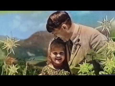 Adolf Hitler'in Yahudi çocuğu Rosa Berline ile çekilen resminin hikayesi