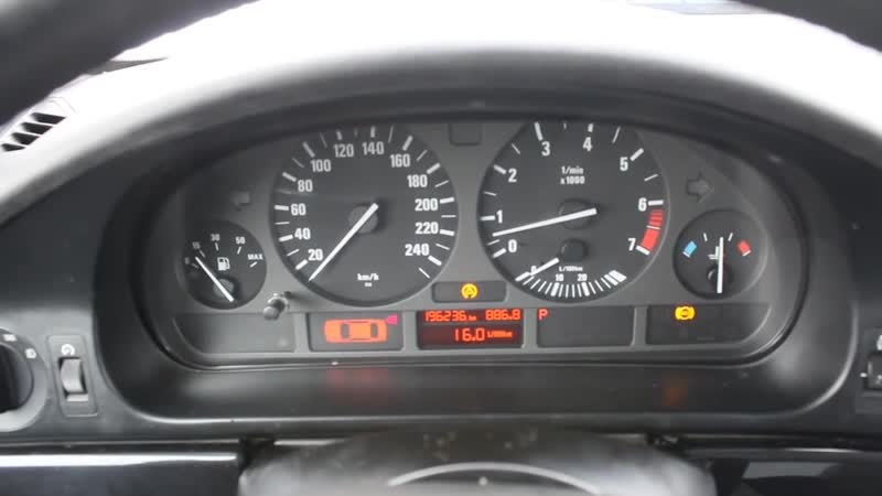 2002 БМВ 520i (Е39). Обзор (интерьер, экстерьер, двигатель)