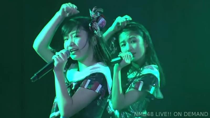 NMB48 KKS Uso no Tenbin @ 190115 NMB48 Yamamoto Sayaka Produce Stage KKS