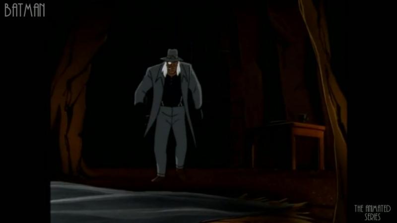 Бэтмен 2 13 78 Проба сил Showdown Batman The Animated Series