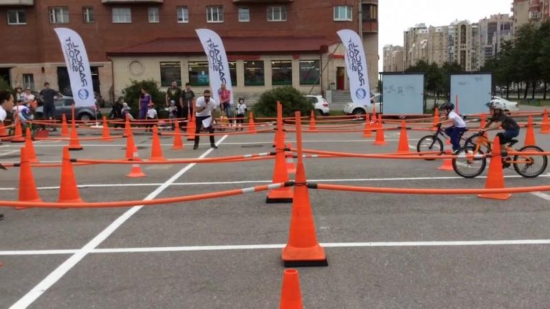 отборочный вело 5± Лёва и Кирилл