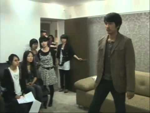 Song Seung Heon Fate Making - action school, voice recording