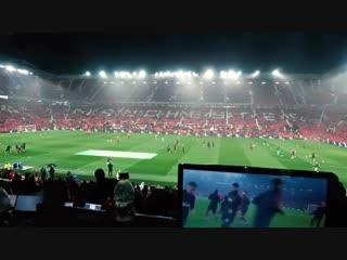 Вокруг «МЮ» – «Арсенал». Репортаж из Англии