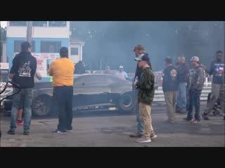 Lizzy Musi vs Killer Cab at the Dirty South No Prep