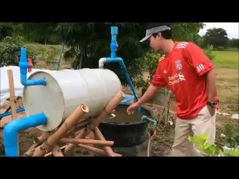 бесплатная перекачка воды без электричества2
